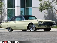 1966 Ford Thunderbird 428 Town Landau = 220 kph, 345 bhp, 8.6 sec.