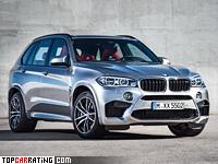 2015 BMW X5 M (F85) = 250 kph, 575 bhp, 4.2 sec.