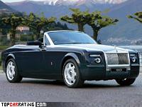 2004 Rolls-Royce 100EX Centenary = 250 kph, 600 bhp, 5.7 sec.