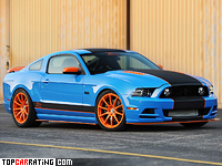 Ford Mustang Bojix Design  RWD 2013