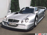 Mercedes-Benz CLK LM Straßenversion (AMG)  RWD 1998