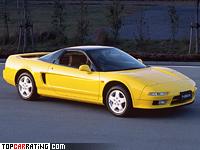 1990 Honda NSX = 270 kph, 274 bhp, 6 sec.
