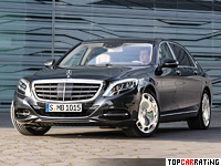 Mercedes-Maybach S600  RWD 2015