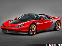 2015 Ferrari Sergio = 330 kph, 605 bhp, 3 sec.