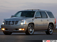 Cadillac Escalade Hennessey HPE1000 Twin Turbo   AWD 2011