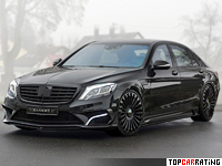 Mercedes-Benz S 63 AMG Mansory M1000  RWD 2015