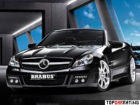 2008 Brabus S V12 S (R230f) = 350 kph, 720 bhp, 4 sec.