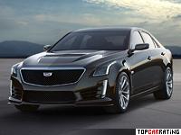 2015 Cadillac CTS-V = 322 kph, 649 bhp, 4 sec.