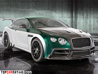 Bentley Continental GT Race Mansory  AWD 2015