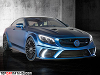 2015 Mercedes-Benz S 63 AMG Coupe Mansory Diamond Edition = 300 kph, 1000 bhp, 3.2 sec.