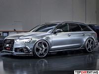 2015 Audi RS6-R Avant ABT Sportsline = 320 kph, 730 bhp, 3.3 sec.