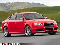 2006 Audi RS4 (B7) = 250 kph, 420 bhp, 4.8 sec.