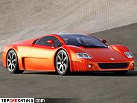 2001 Volkswagen Nardo W12 Coupe Concept = 350 kph, 598 bhp, 3.5 sec.