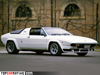 1976 Lamborghini Silhouette P300 = 246 kph, 265 bhp, 5.8 sec.