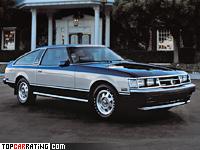 1981 Toyota Celica Supra MkI = 190 kph, 116 bhp, 9.1 sec.