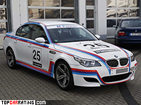BMW M5 CSL 25th Anniversary (E60)  RWD 2009