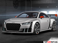 Audi TT Clubsport Turbo Concept  AWD 2015