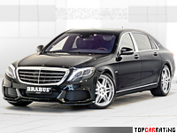 Brabus Mercedes-Maybach S600 Rocket 900 6.3 V12  RWD 2015