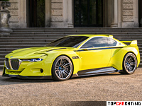 BMW 3.0 CSL Hommage Concept  RWD 2015