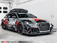Audi RS6 DTM Stertman Motorsport & Caresto  AWD 2015