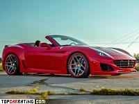 2015 Ferrari California T Novitec Rosso N-Largo = 325 kph, 668 bhp, 3.2 sec.