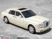 2003 Rolls-Royce Phantom = 240 kph, 459 bhp, 6.2 sec.