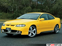 2004 Holden Monaro HSV GTS Coupe