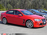 Holden Commodore HSV W427 (VE)  RWD 2009