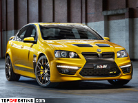 Holden Commodore HSV GTS 25th Anniversary (VE)  RWD 2012