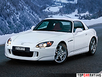 2009 Honda S2000 Ultimate Edition = 246 kph, 241 bhp, 6.3 sec.