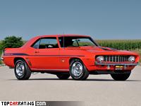 1969 Chevrolet Camaro Yenko SC 427 COPO = 220 kph, 450 bhp, 5.4 sec.
