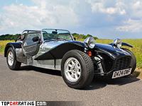 1969 Lotus Super Seven S3 Holbay S = 185 kph, 122 bhp, 6.5 sec.