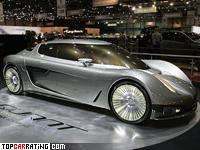 2009 Koenigsegg NLV Quant = 275 kph, 520 bhp, 5.2 sec.