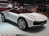 2013 ItalDesign Giugiaro Parcour XGT-Roadster = 320 kph, 550 bhp, 3.6 sec.