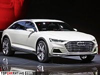 Audi Prologue Allroad Concept  AWD 2015