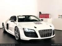 2012 Audi F12 e Performance prototype = 200 kph, 204 bhp, 6.5 sec.