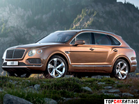Bentley Bentayga  AWD 2016