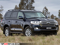 Toyota Land Cruiser 200  AWD 2016