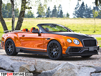 Bentley Continental GTC Mansory  AWD 2015