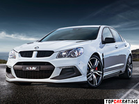 2016 Holden Commodore HSV Clubsport R8 (VFII) = 315 kph, 544 bhp, 4.2 sec.