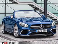 2016 Mercedes-AMG SL 65 = 300 kph, 630 bhp, 4 sec.