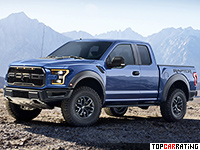 Ford F-150 Raptor  AWD 2016