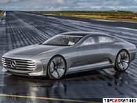 2015 Mercedes-Benz Concept IAA = 250 kph, 279 bhp, 5.5 sec.