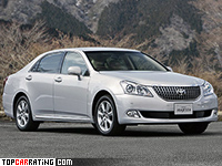 Toyota Crown Majesta  RWD 2009