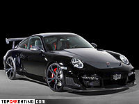 2010 Porsche 911 Turbo TechArt GTStreet = 345 kph, 660 bhp, 3.5 sec.