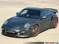 2010 Porsche 911 Turbo speedART BTR-II 650 EVO = 330 kph, 650 bhp, 3.2 sec.