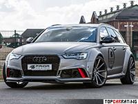 2016 Audi RS 6 Avant Prior-Design PD600R Widebody Aerodynamic-Kit = 310 kph, 670 bhp, 3.7 sec.