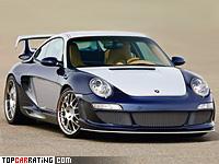 2008 Porsche 911 Gemballa Avalanche GT2 600 EVO = 320 kph, 600 bhp, 3.2 sec.