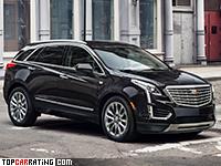 2016 Cadillac XT5 = 201 kph, 315 bhp, 7 sec.