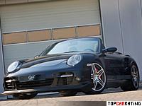 2007 9ff 911 TRC 91 (Porsche 911 Turbo) = 392 kph, 910 bhp, 3.1 sec.